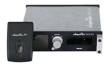 Picture of Stageclix 5.8GHz Wireless Low Latency Digital Audio In-Ear System